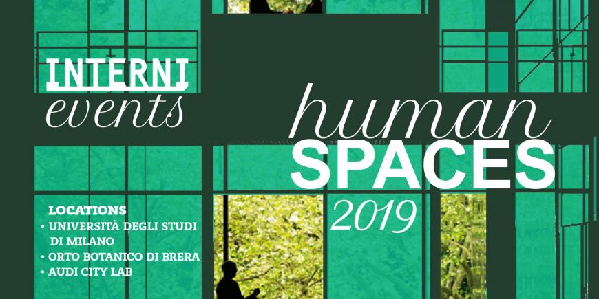 Interni Human Spaces 2019: la mostra-evento