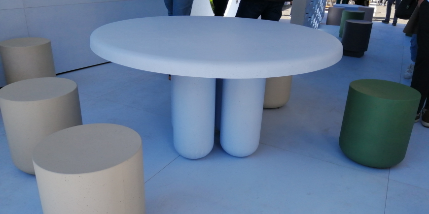 D-ICON at the 2019 Milan Furniture Exhibition