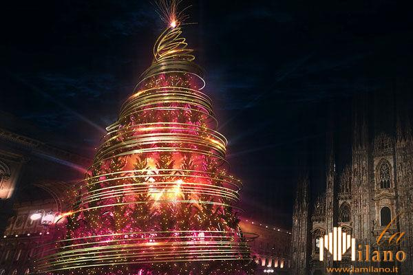 Milano, il Natale della speranza e della sostenibilità