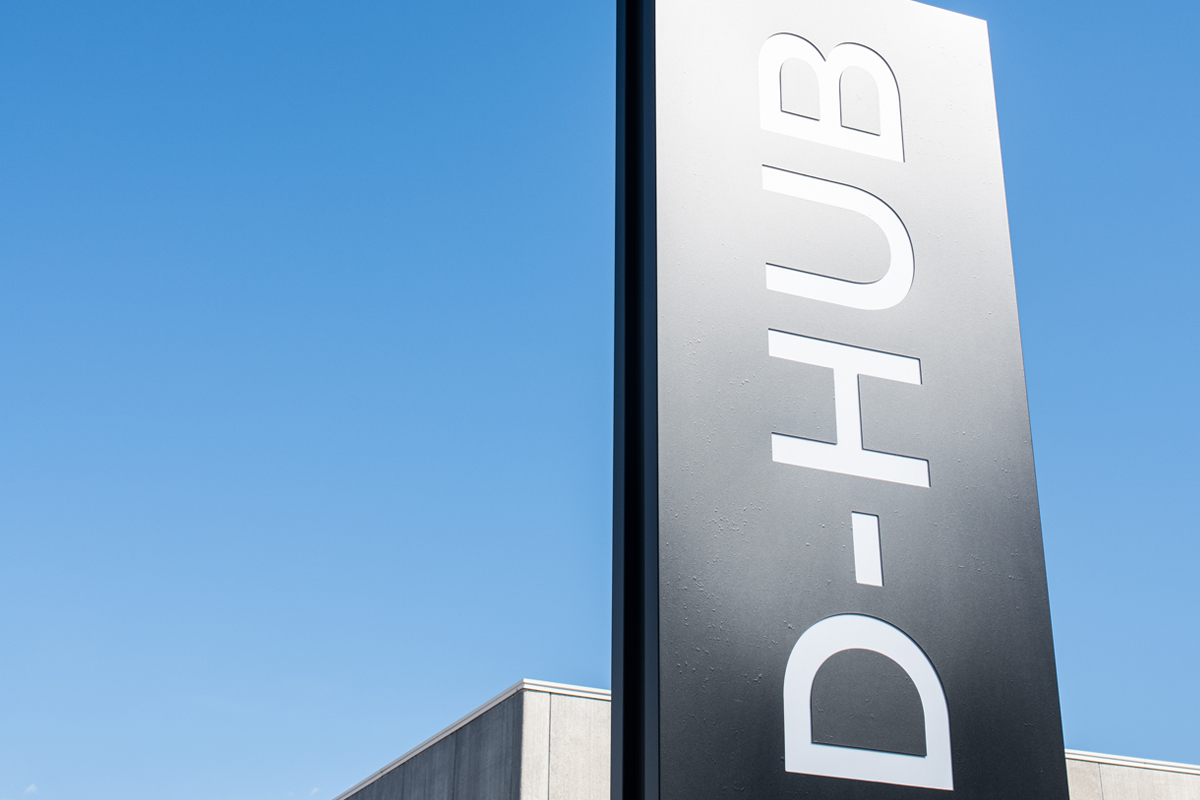 D-HUB: the making of